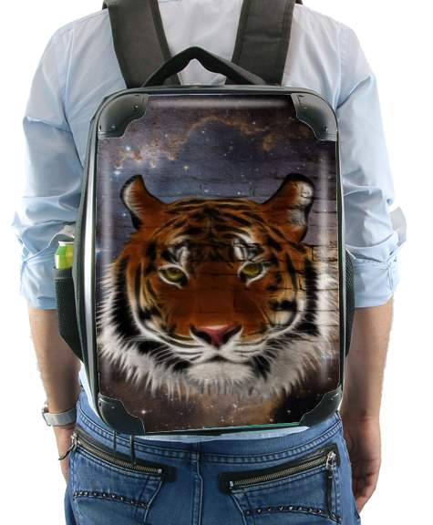 Abstract Tiger for Backpack
