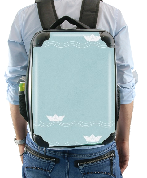 Across the Wide Sea for Backpack