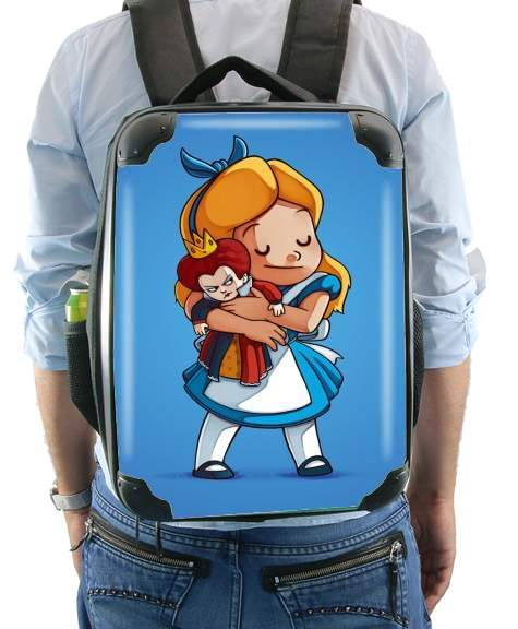 Alice Free Hugs for Backpack