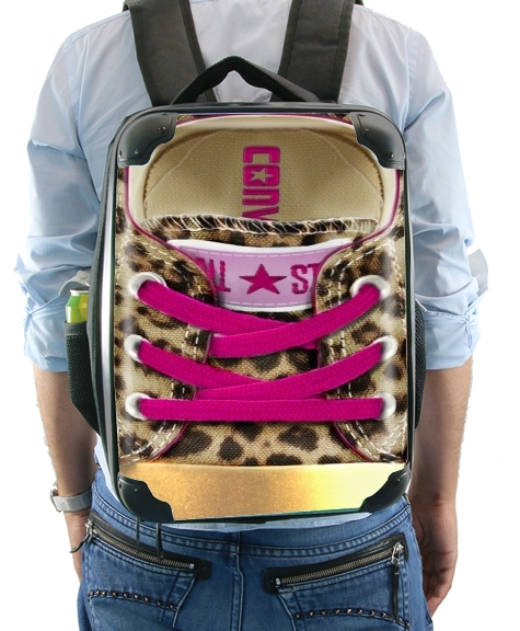 All Star leopard for Backpack