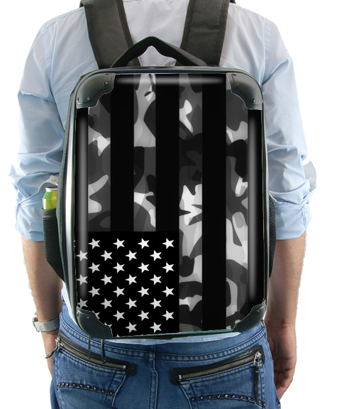 American Camouflage for Backpack