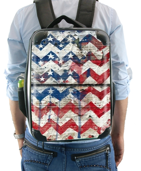American Chevron for Backpack