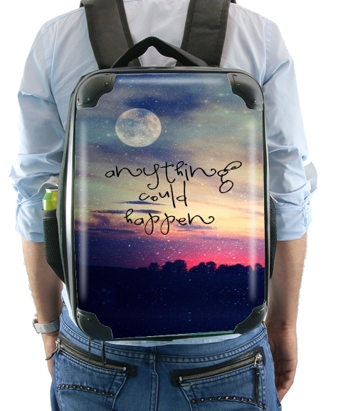 Anything could happen for Backpack