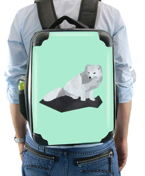 Arctic Fox for Backpack