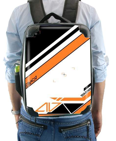 Asiimov Counter Strike Weapon for Backpack