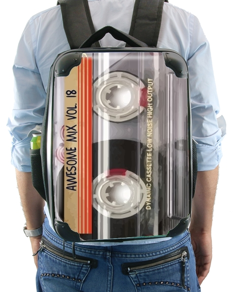 Awesome Mix Cassette for Backpack