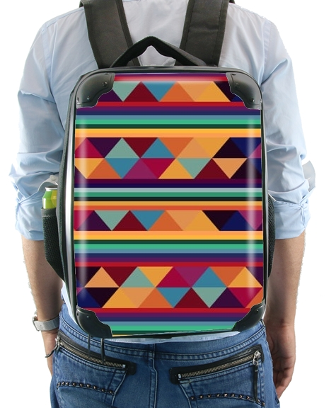 Aztec Pattern Pastel for Backpack