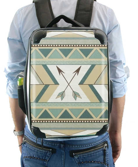 Aztec Pattern  for Backpack