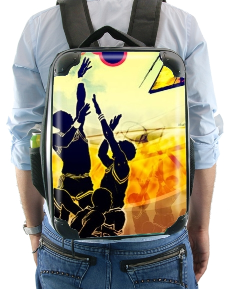 Basketball is life for Backpack