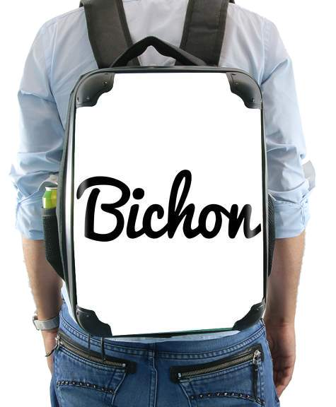 Bichon for Backpack