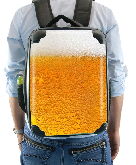 Beer with Foam(Moss) for Backpack