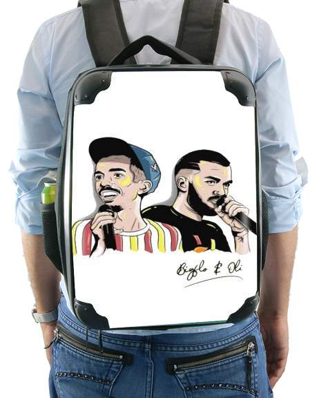 Bigflo et Oli for Backpack