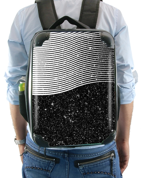Black Space for Backpack