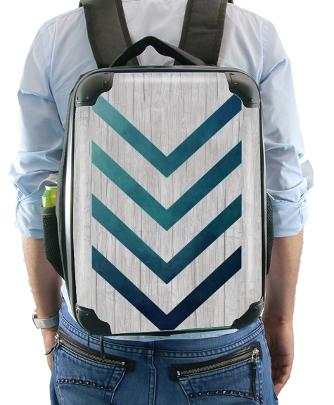 Blue Arrow  for Backpack