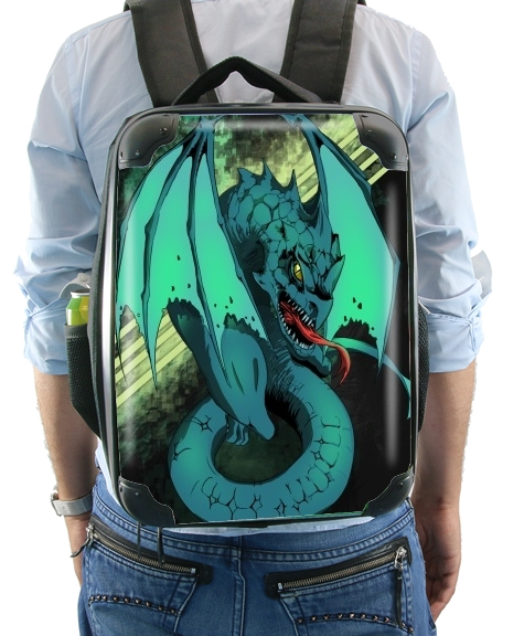 Blue dragon for Backpack