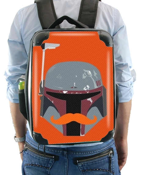 Boba Stache for Backpack