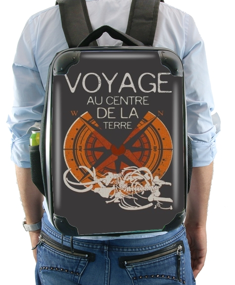 Books Collection: Jules Verne for Backpack