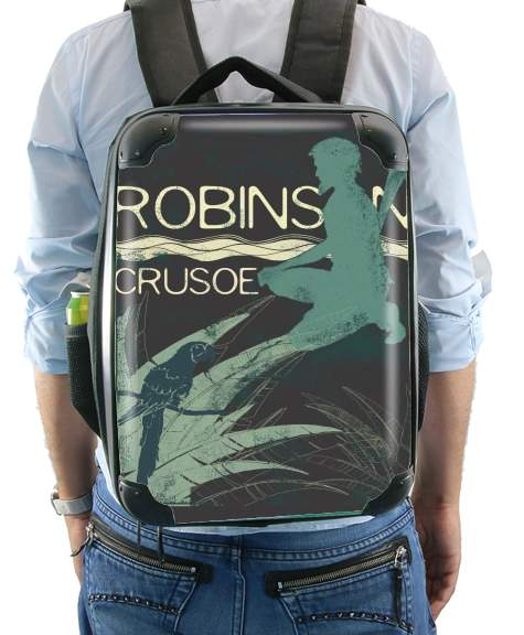 Book Collection: Robinson Crusoe for Backpack