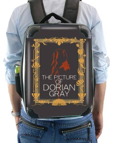 BOOKS collection: Dorian Gray for Backpack