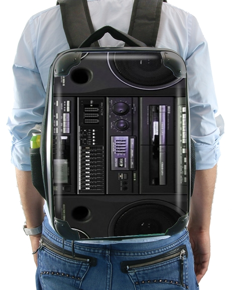 Boombox for Backpack