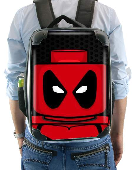 Bricks Deadpool for Backpack