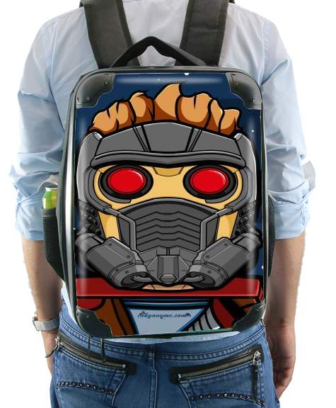 Bricks Star Lord for Backpack