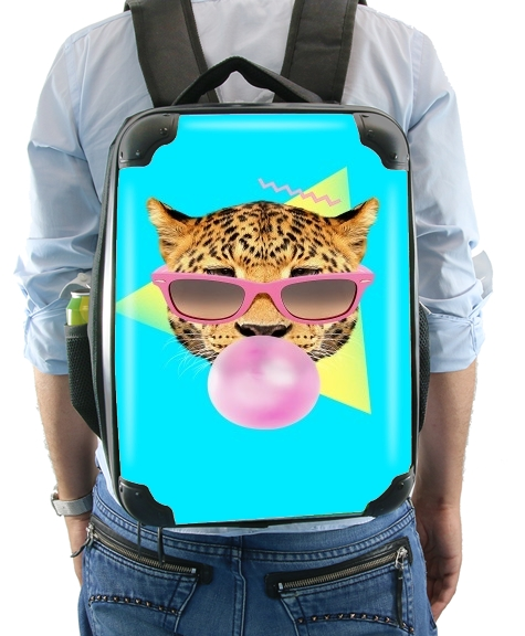 Bubble gum leo for Backpack