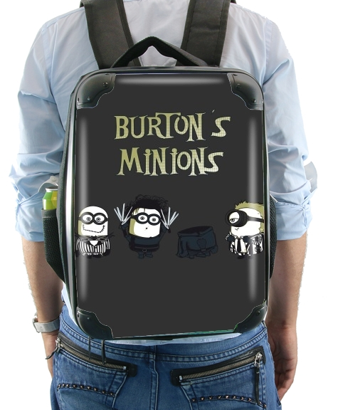 Burton's Minions for Backpack