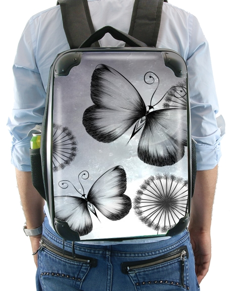 Butterflies Dandelion for Backpack