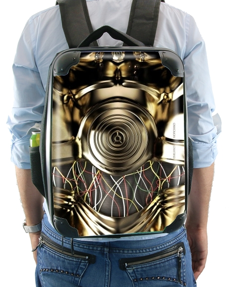 c3po for Backpack