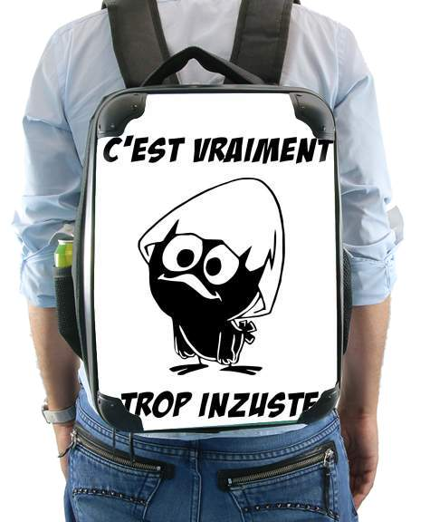 Calimero Vraiment trop inzuste for Backpack