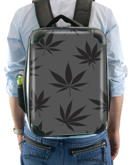 Cannabis Leaf Pattern for Backpack