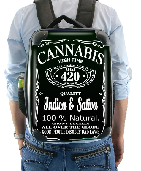 Cannabis for Backpack