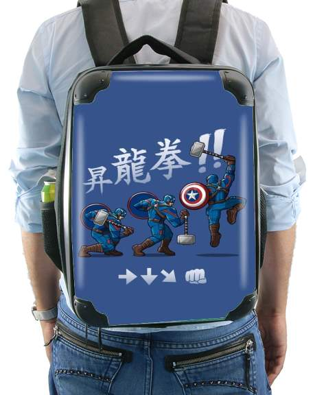 Captain America - Thor Hammer for Backpack