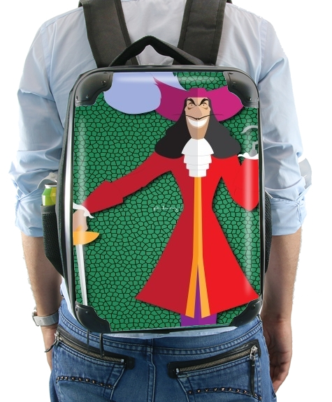 Captain Hook for Backpack