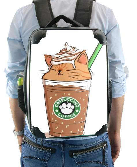 Catpuccino Caramel for Backpack