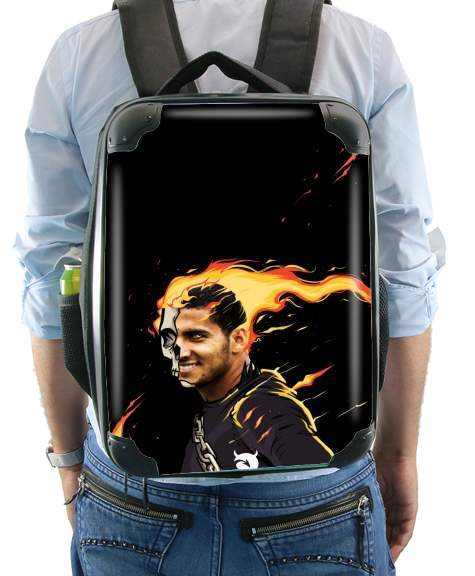 Cecilio Dominguez Ghost Rider  for Backpack