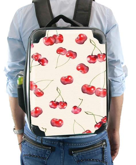 Cherry Pattern for Backpack