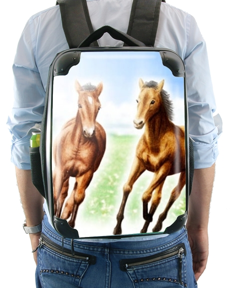 Horse And Mare for Backpack