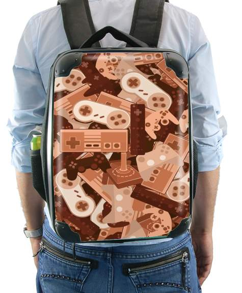 Chocolate Gamers for Backpack