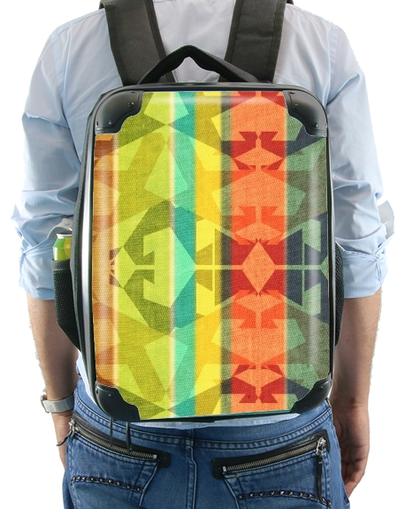 colourful design for Backpack