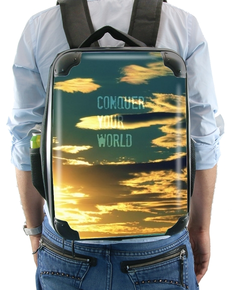 Conquer Your World for Backpack