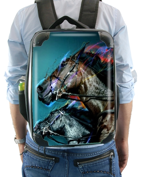 Horse-race - Equitation for Backpack