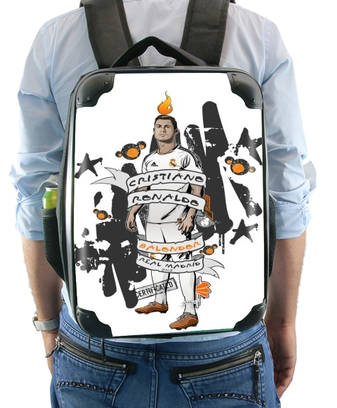 Cristiano Ronaldo for Backpack