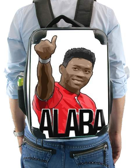 David Alaba Bayern for Backpack