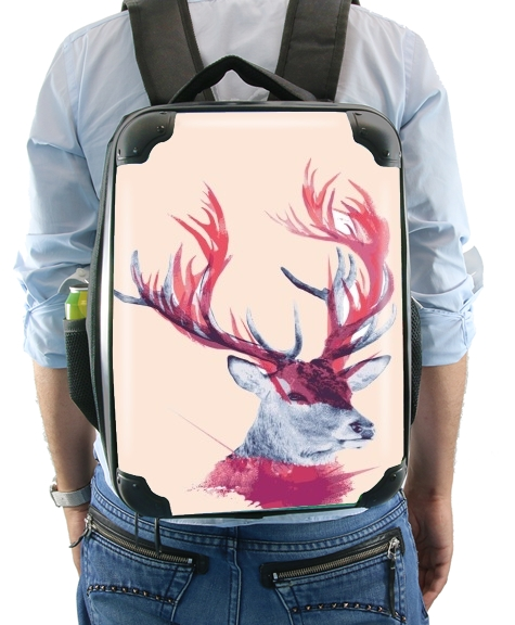 Deer paint for Backpack