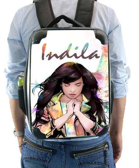 Derniere Danse by Indila for Backpack