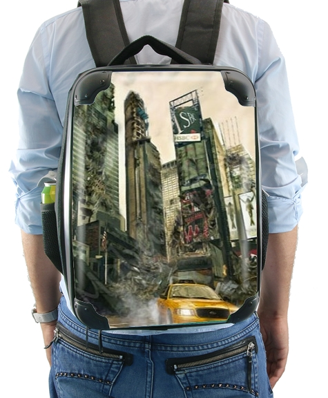 New York apocalyptic for Backpack