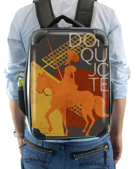 Don Quixote for Backpack