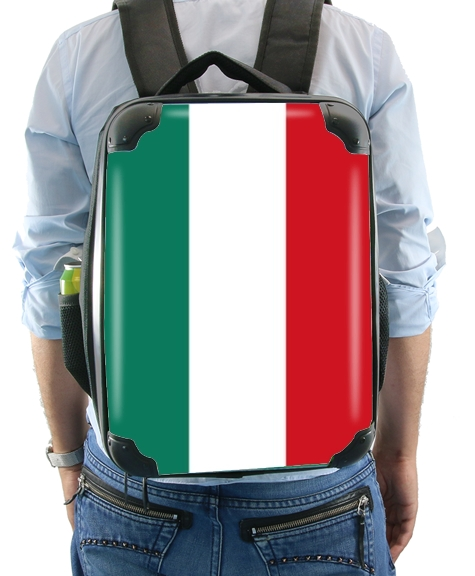 Flag Italy for Backpack